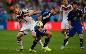 Mundial Argentina Alemania