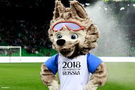 Mascota Mundial Rusia