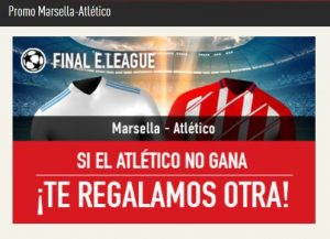 Apuesta segura para la final de Europa League
