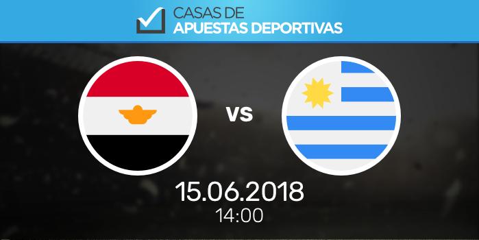 Predicciones de apuestas para el Mundial: Egipto - Uruguay