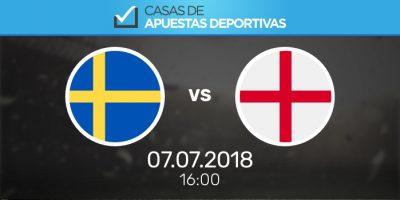 Pronósticos de apuestas Suecia - Inglaterra