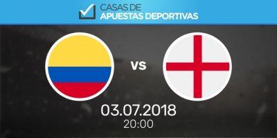 Mundial: Picks de apuestas Colombia - Inglaterra