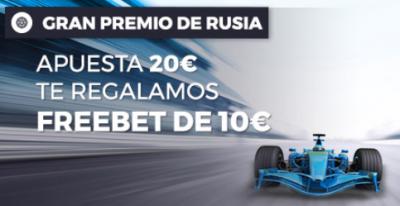 Formula 1 apuestas en Pastón