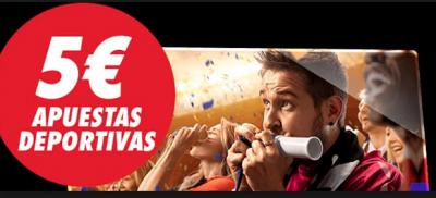 5 euros en apuestas gratis sin deposito con Circus