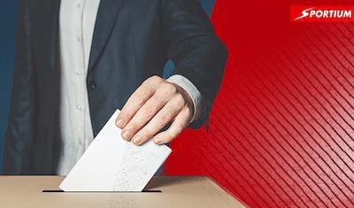 Apuestas Elecciones generales de España - Noviembre 2019 en Sportium