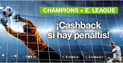 Promo Codere en las apuestas de Europa League y Champions League