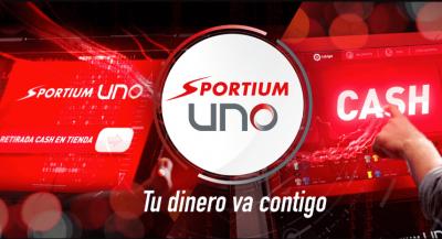 Sportium Uno, cobrar dinero de tus apuestas de la forma más fácil