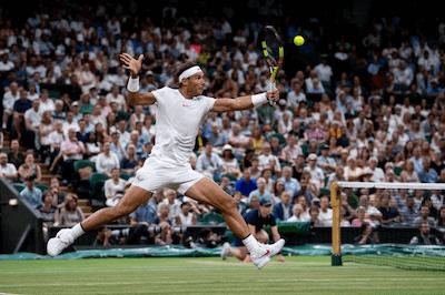 Nadal en Wimbledon: Promo de cuotas a ganador en Kirolbet