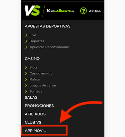 App Vivelasuerte - Descargar para android