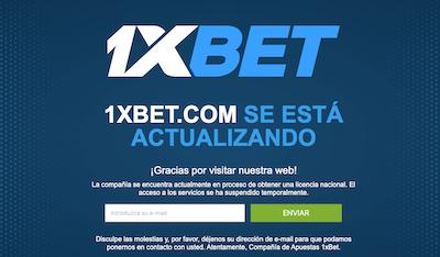 1xBet - Proceso de obtención de licencia de juego en España
