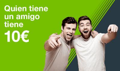 Bono amigo en Codere de 10 euros gratis