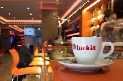 Locales de Luckia Apuestas - Luckia Sport Cafe