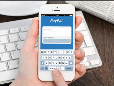 Paypal, otra opción para depositos y retiradas en Betsson