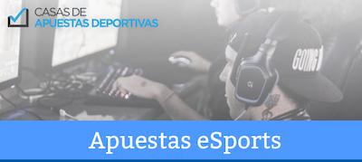 Casas de Apuestas Deportivas - eSports