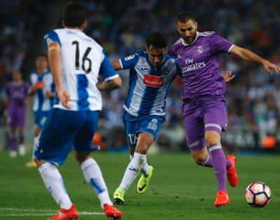 BWIN - Apuestas y pronostico para el Espanyol vs Real Madrid
