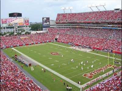 Sede final de la Superbowl 2021 - Tampa Florida