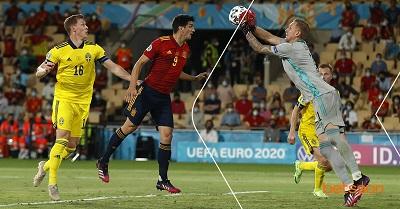 Disfruta de tus apuestas al España vs Eslovaquia con Betsson